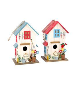 "Casa para pájaros ""villa kunterbunt"" - 6587"