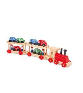 Tren de madera autoexpress - 7006
