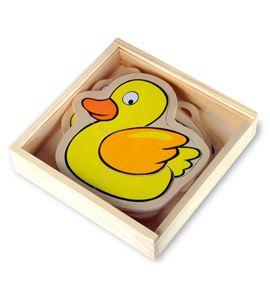 Caja de puzle, granja - 7339