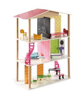 Casa de muñecas charlotte - 7809