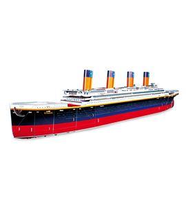 Puzle 3d titanic - 8930