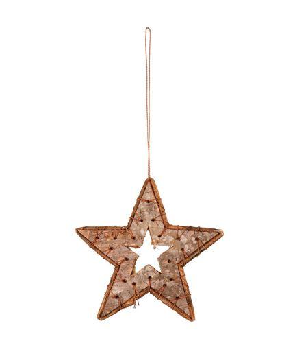 Estrellas de abedul - 9475