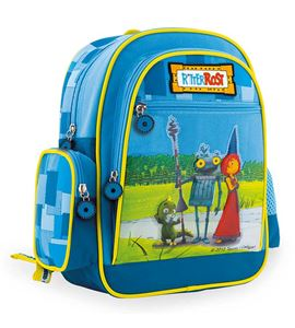 Ritter rost mochila para niños (don latón) - 9725