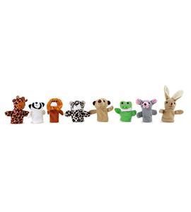 Marionetas de dedo animales - 9770