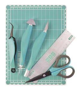 Mini kit de herramientas para manualidades - 71278-7