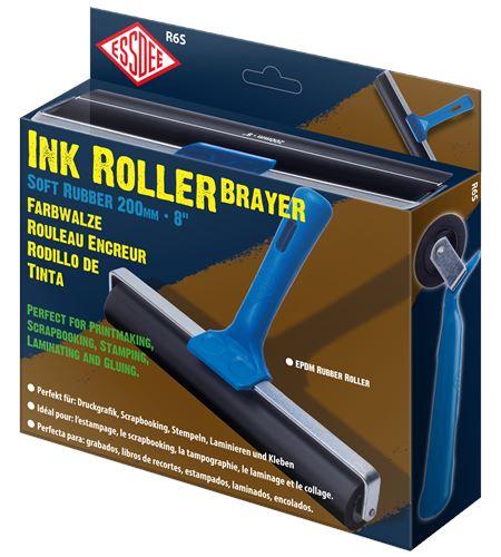 Rodillo de tinta - soft 200mm - R6S