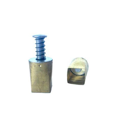 Cortador para arcilla - cuadrado 1,6cm. - PCASQ