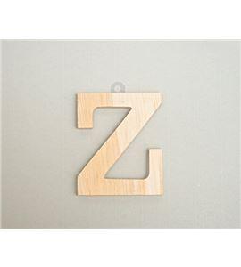Letra de madera pequeña z - 14001106