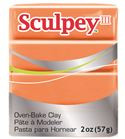 Sculpey iii - just orange 57gr.