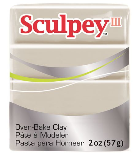 Sculpey iii - elephant gray 57. - 31645