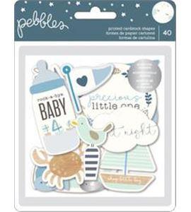 Set de formas precortadas - baby boy - 732681