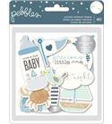 Set de formas precortadas - baby boy