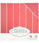 Pack de papel-cartulina - rojo
