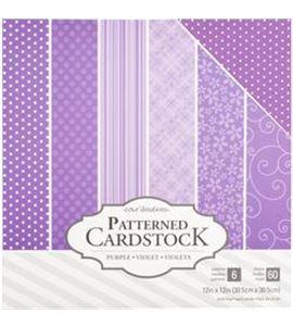 Pack de papel-cartulina - violeta - 379544