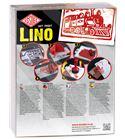 Set de 10 láminas de linóleo 305x305mm