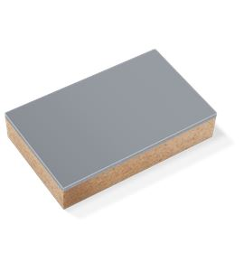 Set de 10 láminas de linóleo montadas 152x101mm - MOUNTED LINO RECTANGLE
