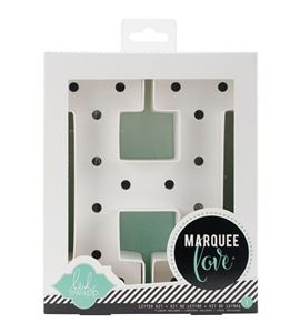 Marquee love - letra h - AC-369087