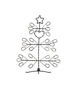 Árbol de navidad metálico ts - 14020006