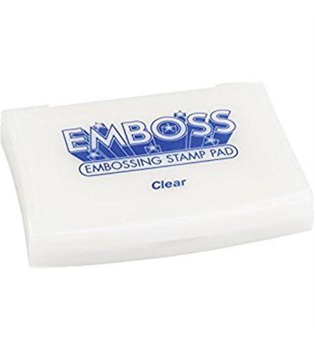 Tampón de embossing - transparente - 2840400