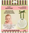 Kit de arcilla para mano de bebé