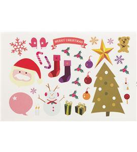 Vinilo de pared - feliz navidad - 22001011