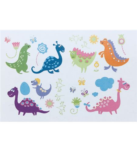 Vinilo de pared - dinosaurios - 22004008