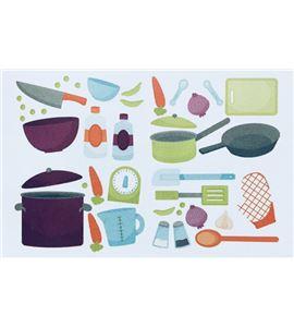 Vinilo de pared - cocina - 22004016