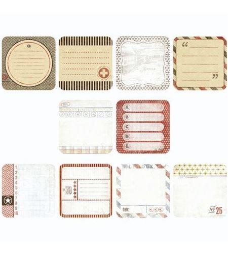 Set de mini tarjetas - 17957