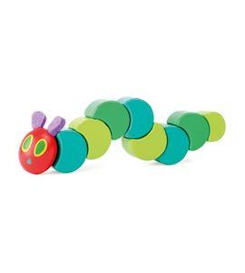 Display de juguetes motrices, la oruga glotona - 10391