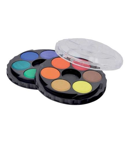 Set de acuarelas - 12 colores - KN361801