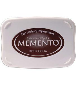 Tinta memento rich cocoa - TSME800
