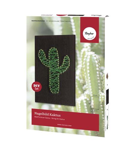 Kit de decoración - cactus - 70026000
