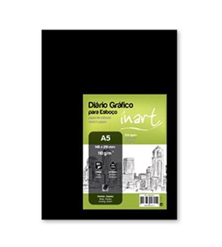 Bloc de papel para dibujo y sketch - a5 - 1550399047 (2)