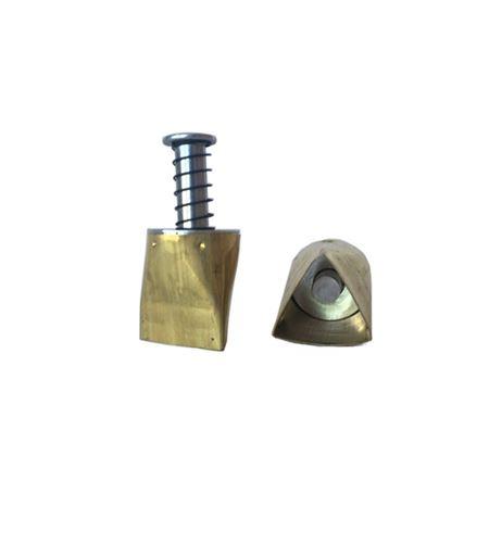 Cortador para arcilla - triángulo 1,6cm. - PCATR