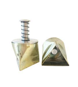 Cortador para arcilla - triángulo 1,9cm. - PCBTR