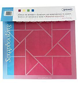 Plantilla de referencia para álbumes - geométrico - VIGRI14