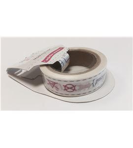 Masking tape blanco - lavandería - 11006761-1