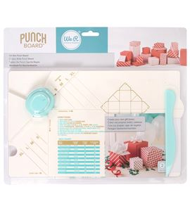 Gift box punch board - 71334-0