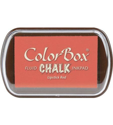 Tampón de tinta chalk - lipstick red - CL71037