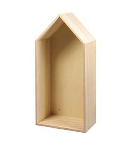 Casa - marco de madera decorativa - 62595000-01
