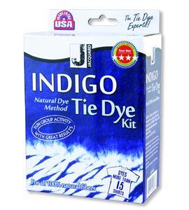 Kit de teñido anudado / tie dye - indigo - INDIGOKIT_JAC9410