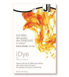 Tinte idye para fibras naturales - gold ochre (oro ocre) - JID1428 GOLD OCHRE