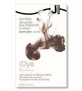 Tinte idye para fibras naturales - silver grey (gris plata) - JID1430 SILVER GREY