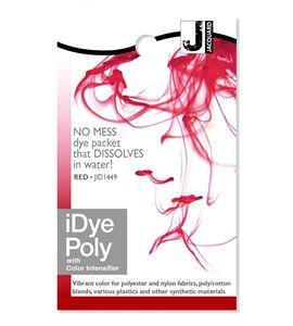 Tinte idye poly para fibras sintéticas - red (rojo) - JID1449_IDYEPOLY_RED