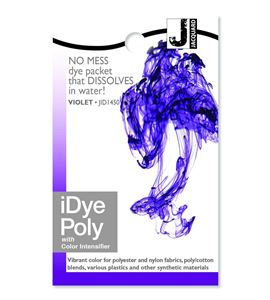 Tinte idye poly para fibras sintéticas - violet (violeta) - JID1450_IDYEPOLY_VIOLET