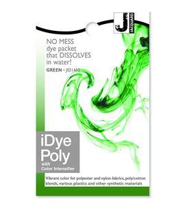 Tinte idye poly para fibras sintéticas - green (verde) - JID1452_IDYEPOLY_GREEN_REV12-30-14