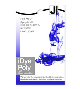 Tinte idye poly para fibras sintéticas - lilac (lila) - JID1458_IDYEPOLY_LILAC