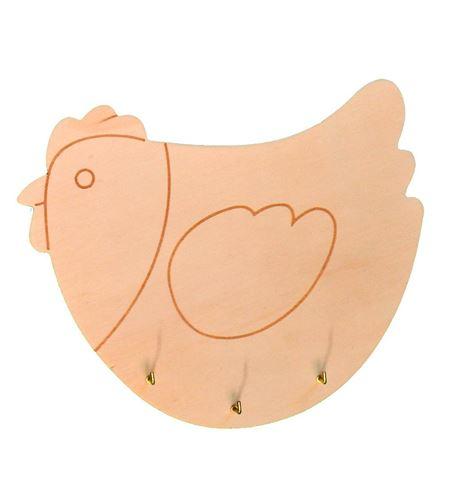 Cajas de llaves gallina - 14001597