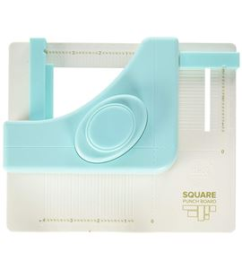 Square punch board we r - 663158