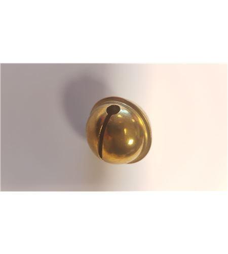 Cascabel dorado - 24mm. - RA-2504206-1